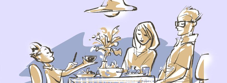Semaine 10 – Alimentation